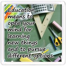Motivational Magnet Education MME 8517