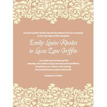 Wedding Invitation Card WIC 7823