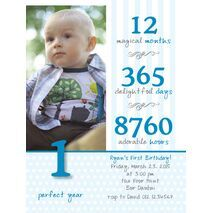 Birthday Invitation Card BIC 1101