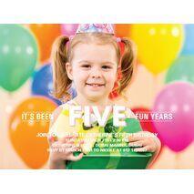 Birthday Invitation Card BIC 1003