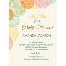 Baby Shower BS 2201