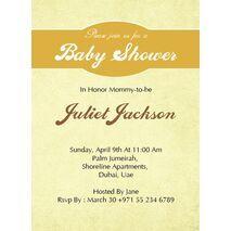 Baby Shower BS 2202