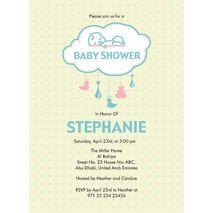 Baby Shower BS 2203
