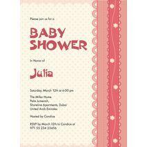Baby Shower BS 2207