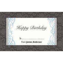 Birthday Gift Tag BGT 0019