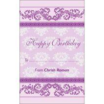 Birthday Gift Tag BGT 0031