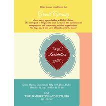 Office Inaugural Invitation OII 7113