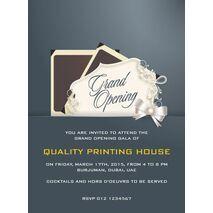 Office Inaugural Invitation OII 7115