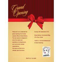 Office Inaugural Invitation OII 7123