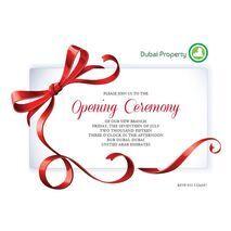 Office Inaugural Invitation OII 7124