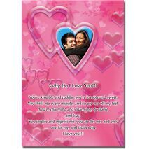 Valentine Card Love 004