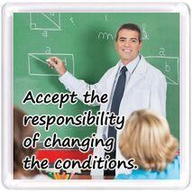 Motivational Magnet Corporate MMC 6122