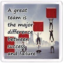 Motivational Magnet Corporate MMC 6103