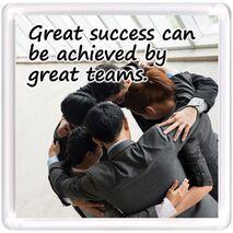 Motivational Magnet Corporate MMC 6105