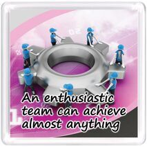Motivational Magnet Teamwork MMT 1012