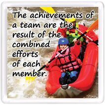 Motivational Magnet Teamwork MMT 1017