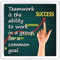 Motivational Magnet Teamwork MMT 1007