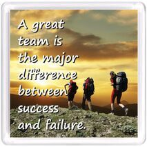 Motivational Magnet Teamwork MMT 1008