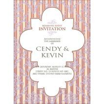 Wedding Invitation Card WIC 7895