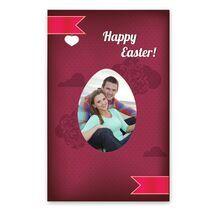 Easter Print On Aluminum 001