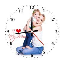 Mother's Day Clock 002