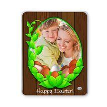 Easter Glass Frame (Big) 001