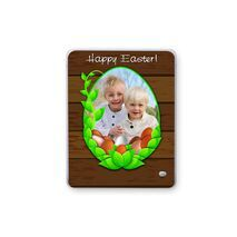 Easter Glass Frame (Small) 001