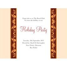 Formal Invitation Card FIC 3334