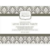 Formal Invitation Card FIC 3339