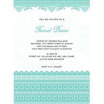 Formal Invitation Card FIC 3376