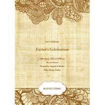 Formal Invitation Card FIC 3381