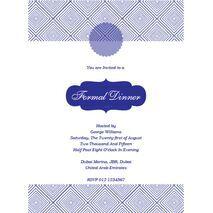 Formal Invitation Card FIC 3382