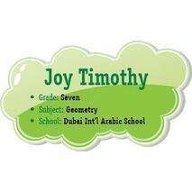 Personalised School Label 022