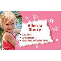 Personalised School Label 083