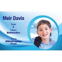 Personalised School Label 089