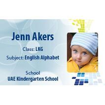 Personalised School Label 100