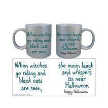 Halloween Silver Mug 002