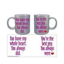 Father's Day Silver Mug 002