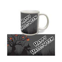Halloween Mug 004