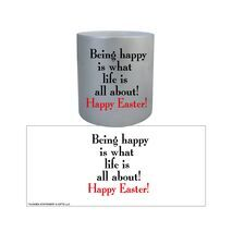 Easter Silver Mug 005