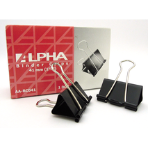 Alpha Binder Clips 41mm