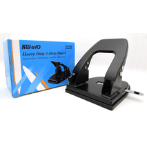 KW Trio Heavy Duty 2 Hole Punch 09780