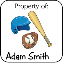 Personalised Property ID Labels ST PIDL 0003