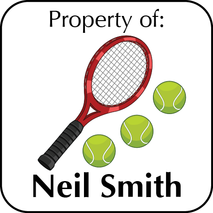 Personalised Property ID Labels ST PIDL 0006