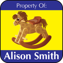 Personalised Property ID Labels ST PIDL 0015