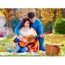 Landscape Wall Calendar 006