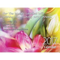 Valentine Desk Calendar with 14 Images