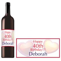 Rectangle Bottle Label RBL 0008