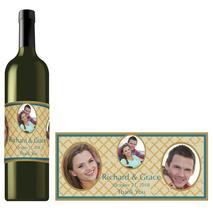 Rectangle Bottle Label RBL 0011
