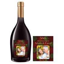 Rectangle Bottle Label RBL 0013
